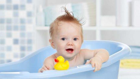 Codzienna pielęgnacja skóry dziecka z AZS