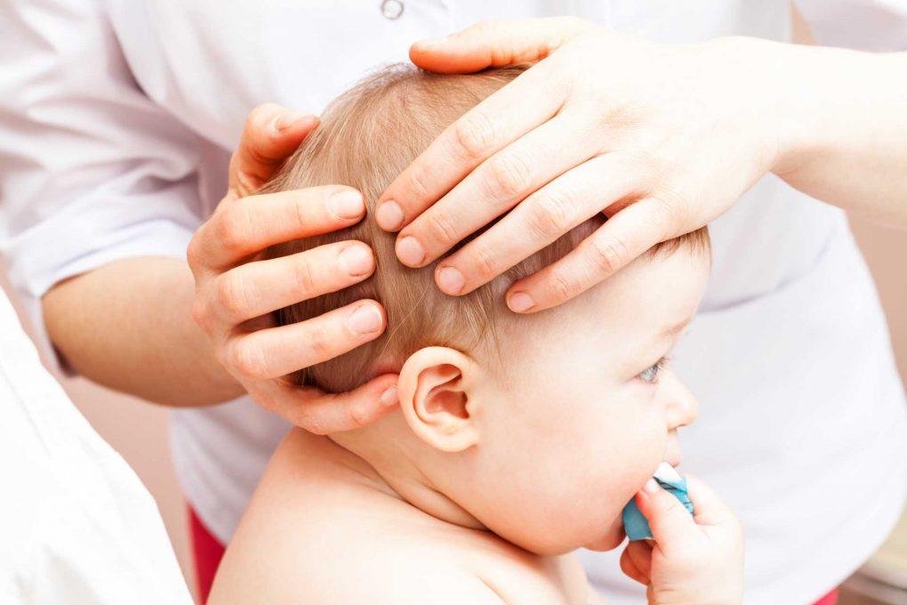 Łojotokowe zapalenie skóry u dzieci i niemowląt. Objawy i leczenie ŁZS.